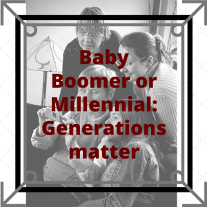 Marketing Mistake: Disregarding generations