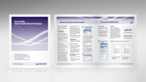 Healthcare marketing to staff: Brand training user guide for Salem Health