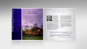 Healthcare marketing to doctors: Salem Health Physician Leadership Brochure Design