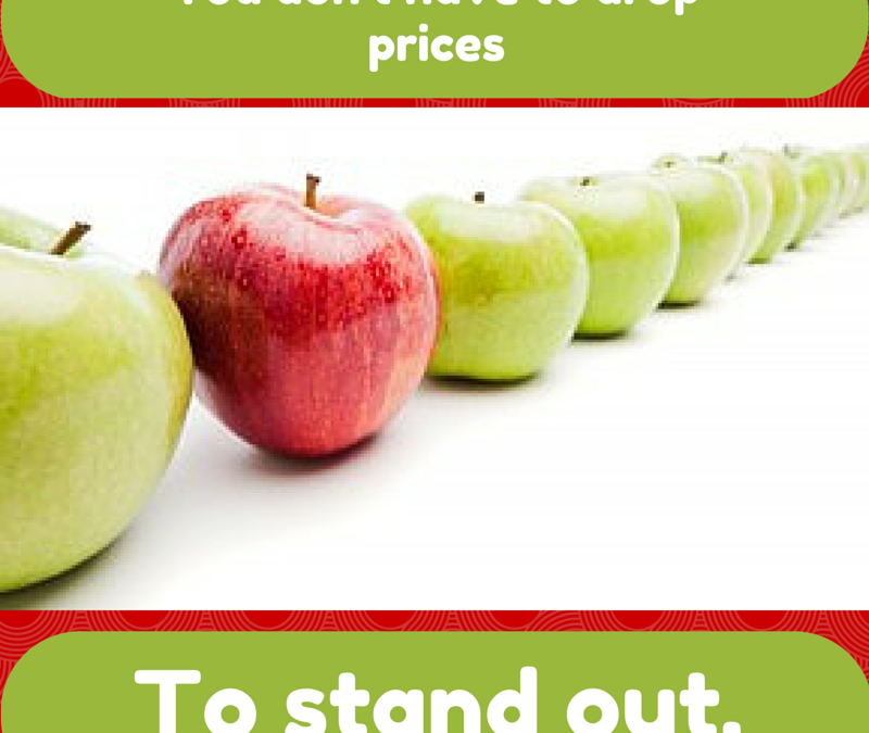 Marketing Mistake 9: Drop the Price to Increase Sales