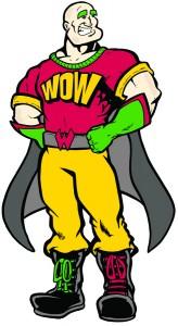 WOWman-standing