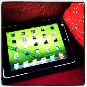 Even marketers can be iPad app junkies