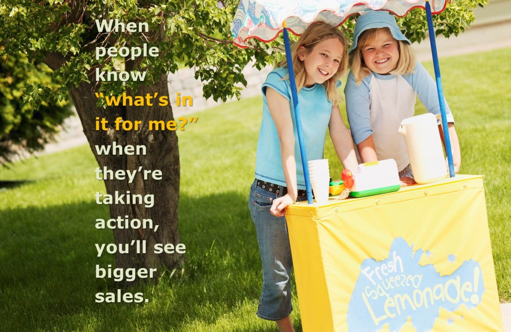 better marketing = bigger sales