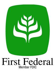 Old First Federal logo