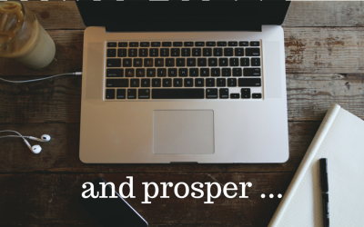 Write well and prosper: 8 tips