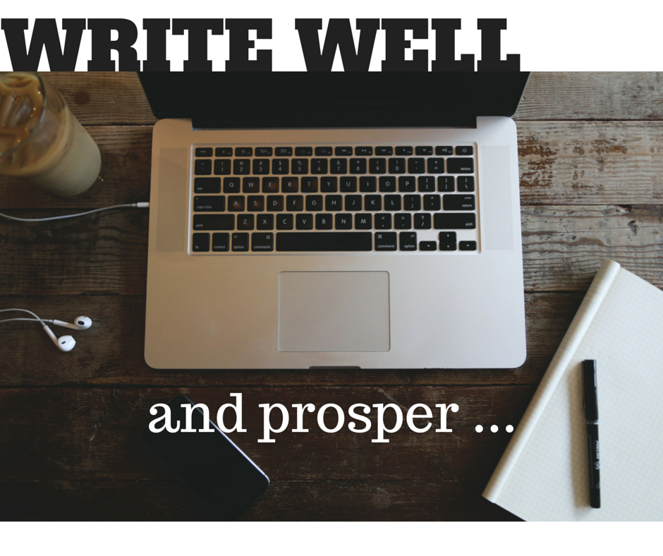 Write well and prosper: 8 tips - Optimize My Brand | Creative Company's Blog