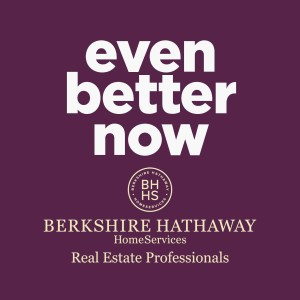 Berkshire Hathaway Real Estate Professionals new brand launch.