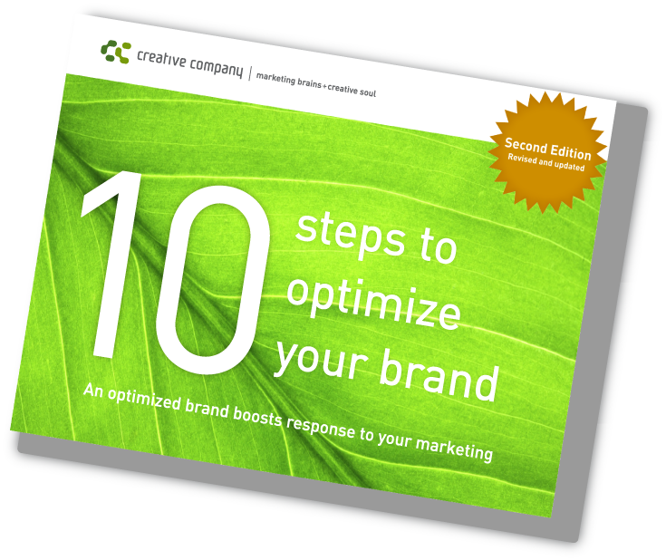 10 steps to optimize your brand